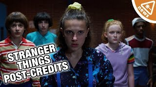 Stranger Things 3 End-Credits Explained! (Nerdist News w/ Jessica Chobot)