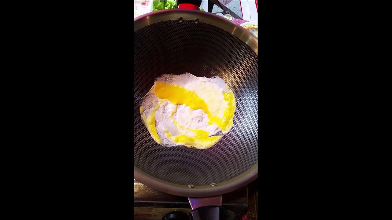不鏽鋼蜂巢式不沾鍋 - YouTube