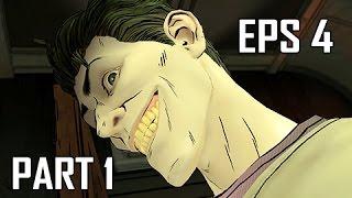 Batman Telltale Walkthrough Part 1 - Episode 4 Guardian of Gotham (PC Let