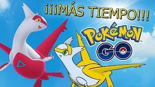 ¡AMPLIACIÓN TIEMPO de LATIAS SHINY hasta el 1 de Marzo en Pokémon GO! [Keibron]