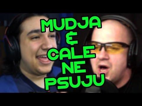 MUDJA & CALE NE PSUJU !? Grand Theft Auto V - Lude Trke Challenge