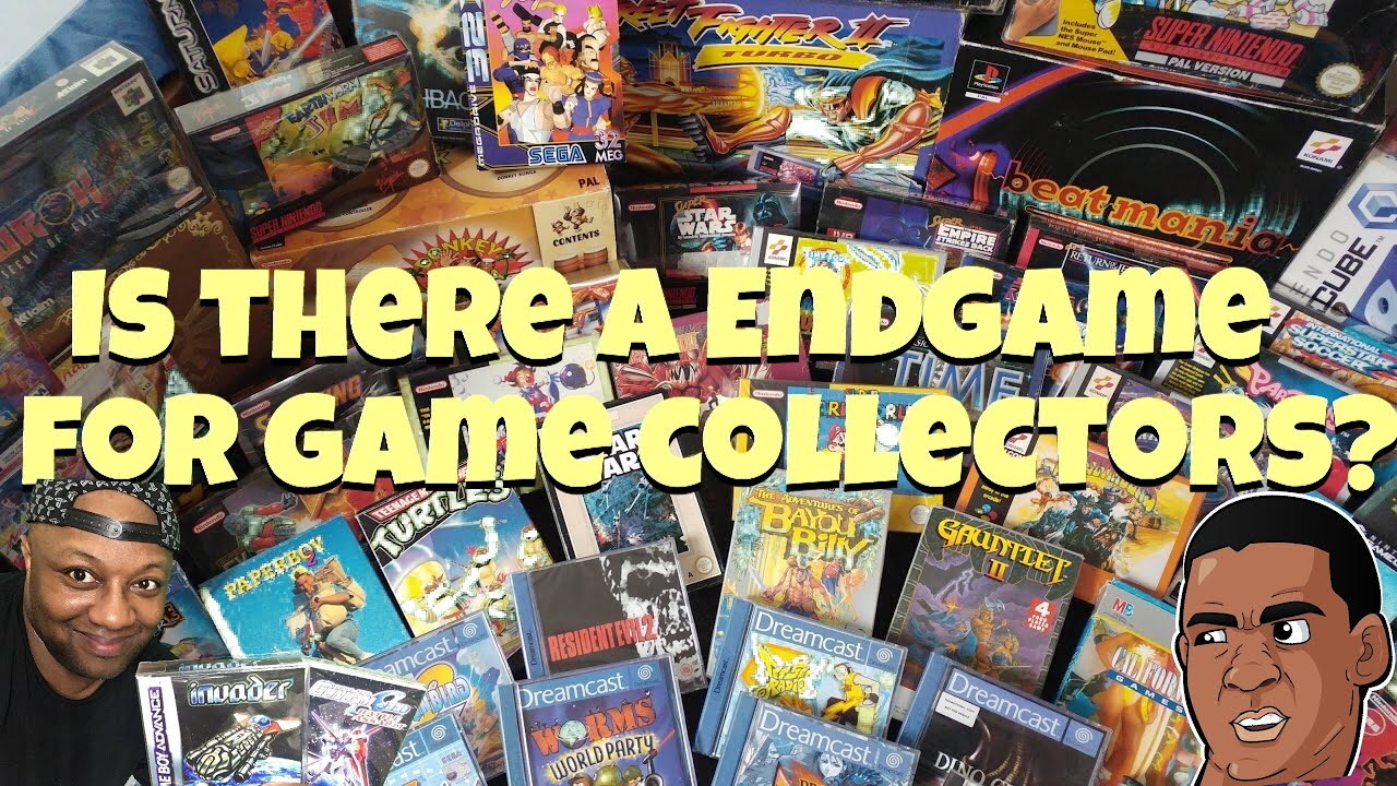 Is there an Endgame  for Game collectors?