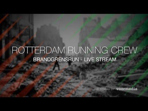 Volg de Brandgrensrun live - 14 mei 2015 Rotterdam Running Crew