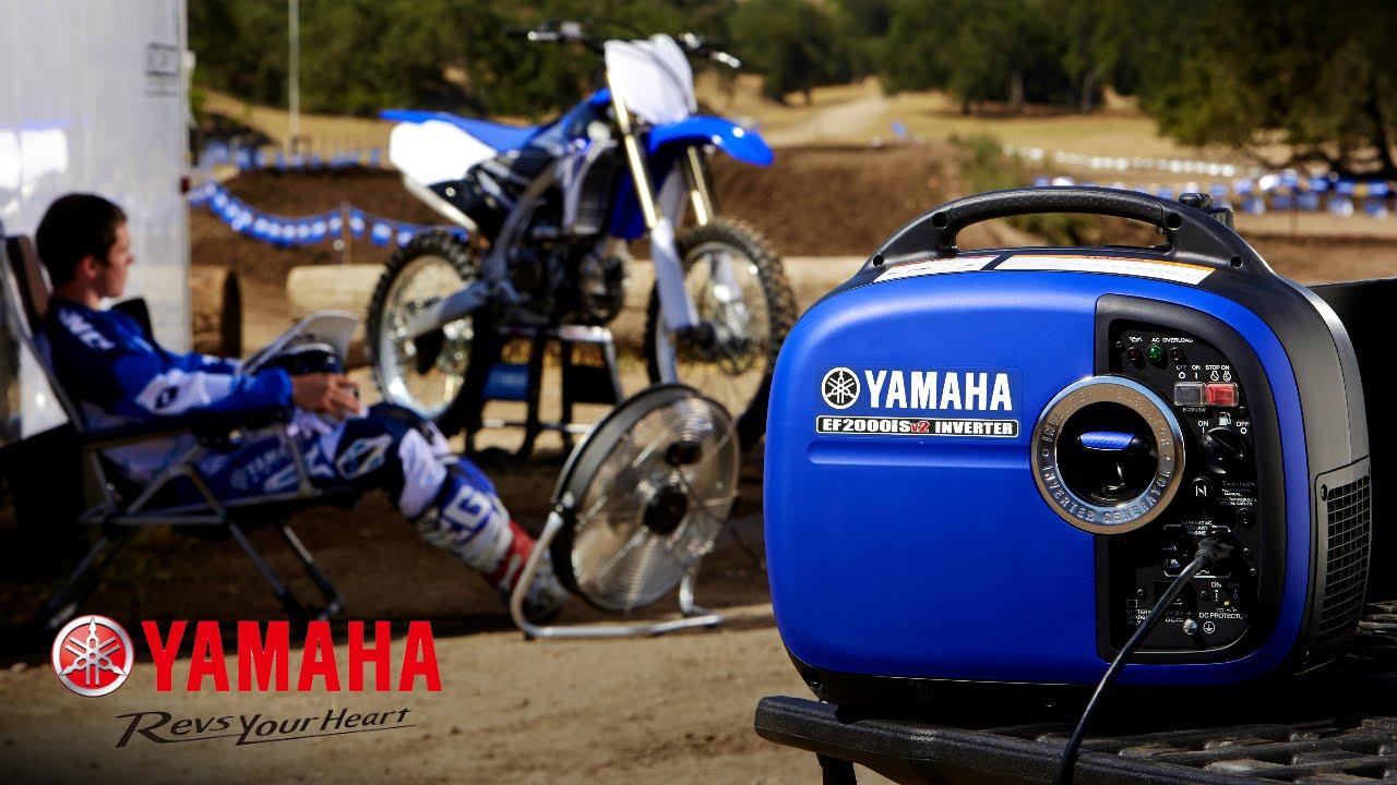 Yamaha EF2000iSv2 Generator Inverter