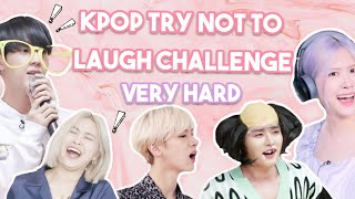 Kpop Try Not To Laugh Challenge ( Kpop Funny Moments )