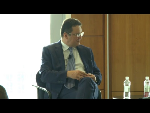 Romanian Ambassador to US Speaks on Cybersecurity at GW