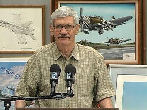 Presidential Pilot Gene Boyer
