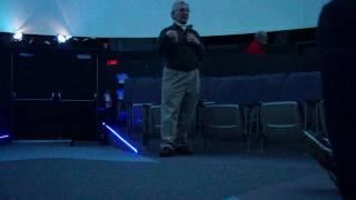 Richard Berry Talks at OMSI Astronomy Fair - His Days As Editor of Astronomy Magazine