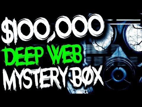 Buying Ultimate $100,000 Deep Web Mystery Box.. (WHATS INSIDE?)