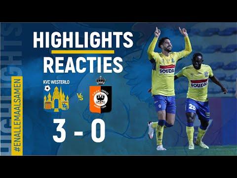 Westerlo Deinze Goals And Highlights