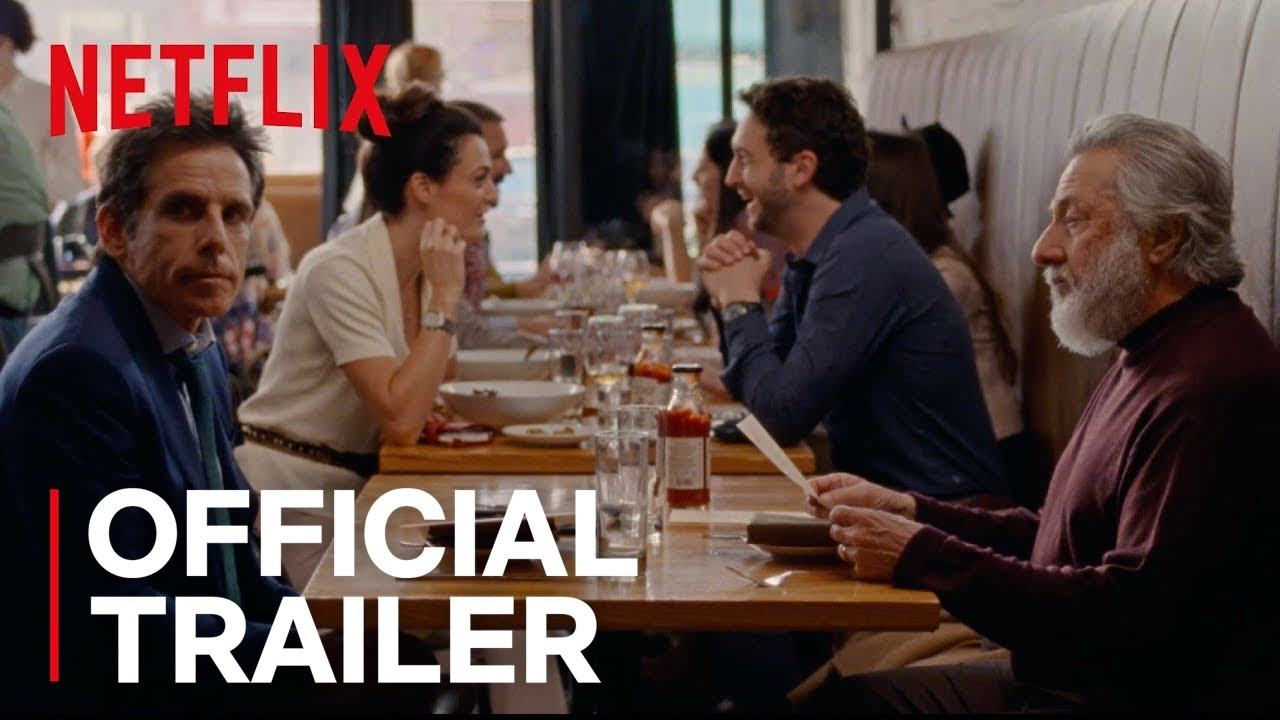 Download The Meyerowitz Stories (New and Selected) | Official Trailer [HD] | Netflix