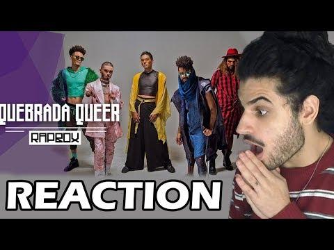 Quebrada Queer REACTION  Reação e comentários