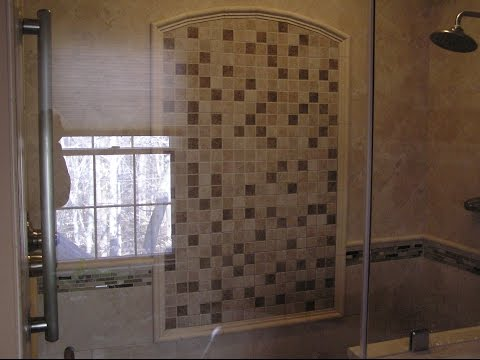 Tile Shower Designs Small Bathroom