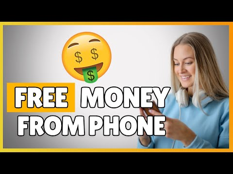 Make FREE Money From Your Phone - Works On Android and iOS You Do Nothing (Make Money Online 2021)