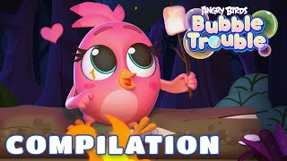 Angry Birds Bubble Trouble | Ep 11-15