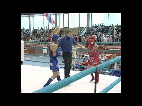 2011.07.31 48 кг мужчины финал Усоян - Дылыков