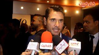 احمد عز يوجه رسالة لـ محمد رمضان : الفن مفيهوش نمبر وان