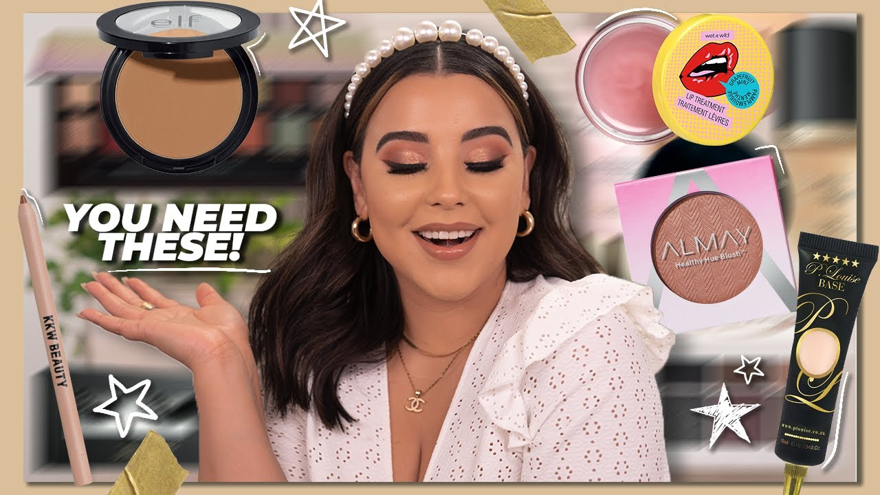 Full Face using My Current Favorite Makeup Products 2020!