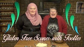 Gluten Free Scones! | Nye & Tootles
