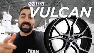 homepage tile video photo for Enkei Vulcan Performance Series Aftermarket Wheel
