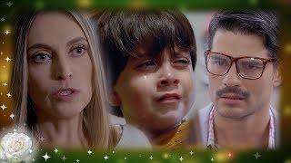 La rosa de Guadalupe: Rocío acusa a Hugo de violar su hijo   El hombrecito de la casa
