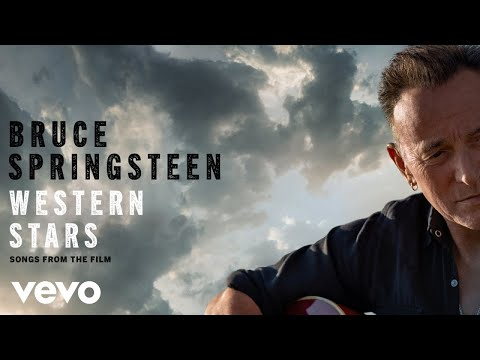 Bruce Springsteen - Drive Fast (The Stuntman) (Film Version - Official Audio)