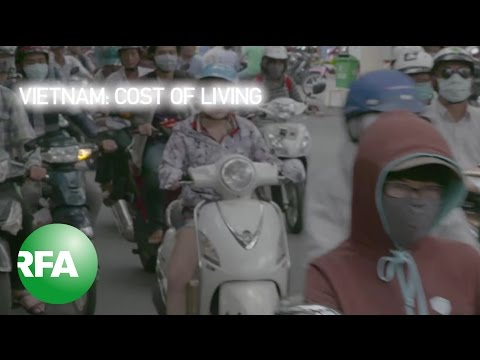 Vietnam: Cost of Living