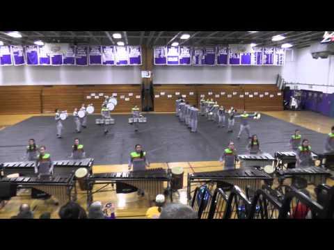 Salem Winter Percussion 2014, Salem NH