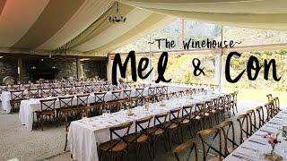 Mel & Con // The Winehouse
