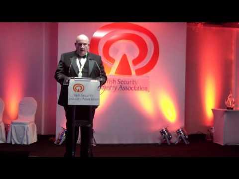 Irish Security Industry Association (ISIA) Awards 2011 Welcome John Lawlor