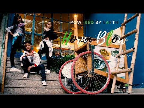 HORNN BLOW - Hardy Sandhu | Heart Touching |choreography BY Rahul aryan | Earth | Dance Short Film