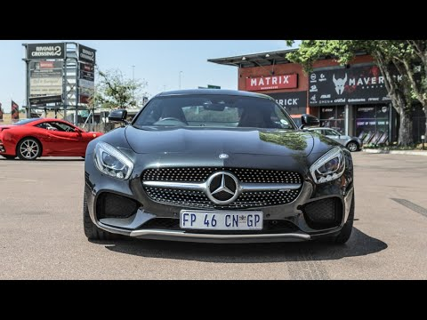 Mercedes AMG GTs In Depth Review |Sound and Revs|