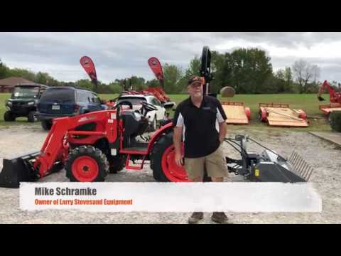 Titan Flail Mower from Larry Stovesand Equipment