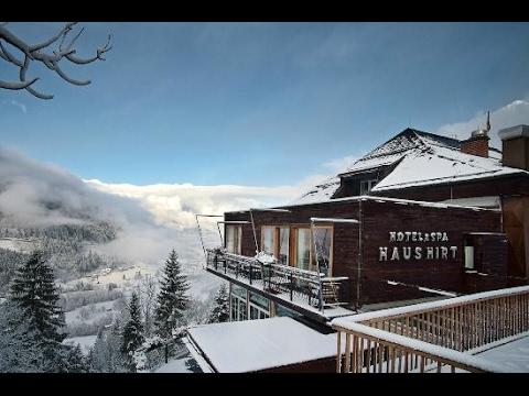 Alpine Spa Hotel Haus Hirt - Bad Gastein Hotels, Austria