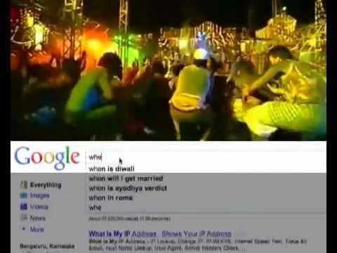 Google Instant Karaoke Bar 02 : My Demo Slam Entry