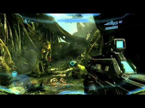 E3 2012: Halo 4 - Gameplay