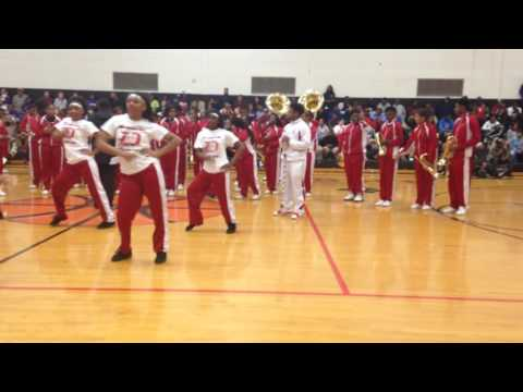 "Donaldsonville High School Marching Band - ""Choppa Style"" 2014"