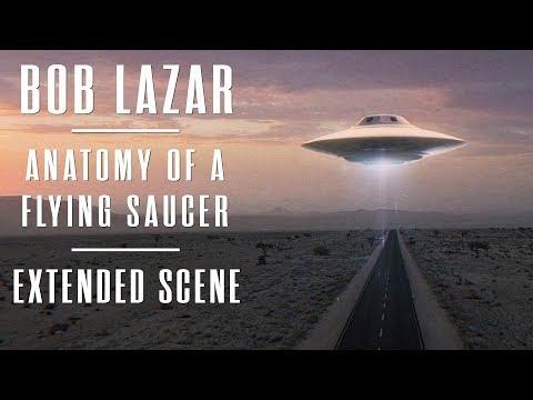 BOB LAZAR : ANATOMY OF A FLYING SAUCER : EXTENDED SCENE