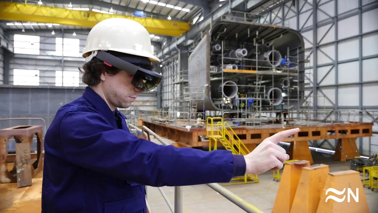 Augmented Reality Goes Industrial | Radiant Vision Systems
