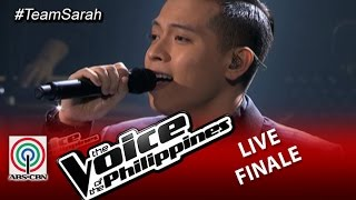 The Live Shows Top 2 Performance : Minsan Lang Kita Iibigin by Jason Dy (Season 2)