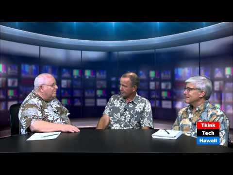 Waves of Wave Energy for Hawaii with Pat Cross and Lisa Harmon