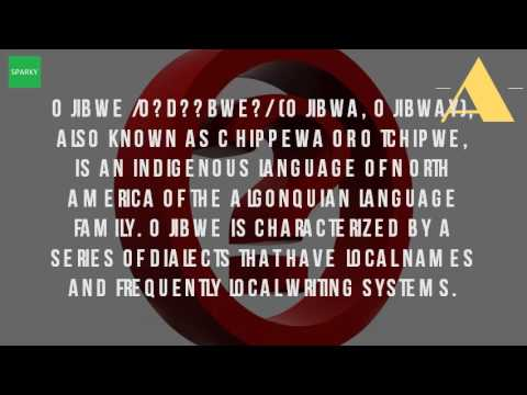 What Does Anishinaabe Mean In The Ojibwe Language?
