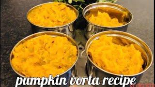 FN Vlog Uk R#158মষট কমড vorta recipeSweet pumpkin vortaMishty kumra vorta recipe