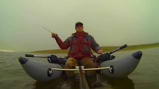 DAVE SCADDEN'S ZONKER FLOAT TUBE MAXED OUT!!!