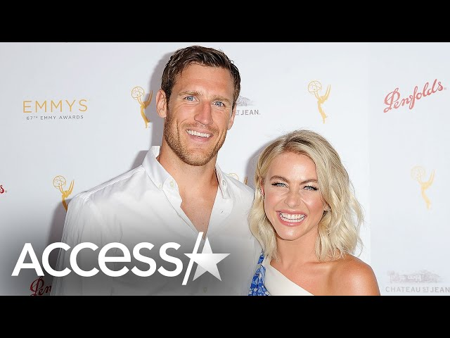 Julianne Hough & Brooks Laich Vacation At Lake Amid Separation