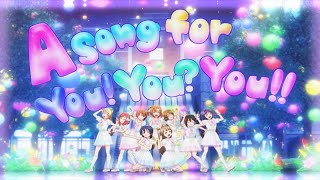 A song for You! You? You!! 粵語翻唱  (填詞:男小鳥)(Singing Lovelive翻唱組)