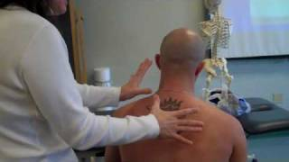 Video Cervical rotation and extension  Mulligan techniques download MP3, 3GP, MP4, WEBM, AVI, FLV Agustus 2017