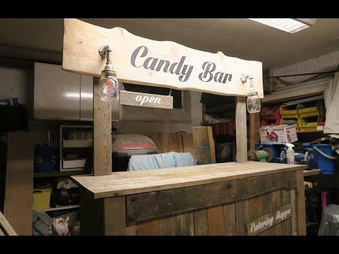 Candy Bar Selber Bauen Teil 4 - Vlog #143