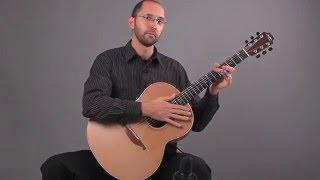 Tango / Habanera (Argentina/Cuba) for slide guitar by Fernando Perez