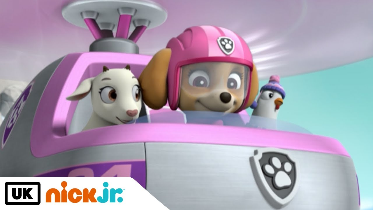 PAW Patrol | Ultimate Rescue: Pups Save the Mountain Climbers | Nick Jr. UK